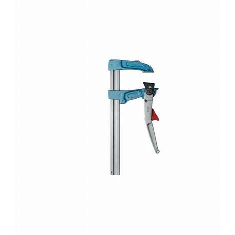 Presse rapide à levier URKO serrage 800mm saillie 107mm section 35x8mm - 1526080