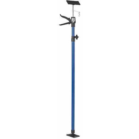 Presse troisième main 115 à 290cm 30kg - Bleu