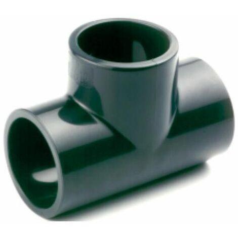 PRESSION PVC EQUAL T LINK 25 MM FEMELLE
