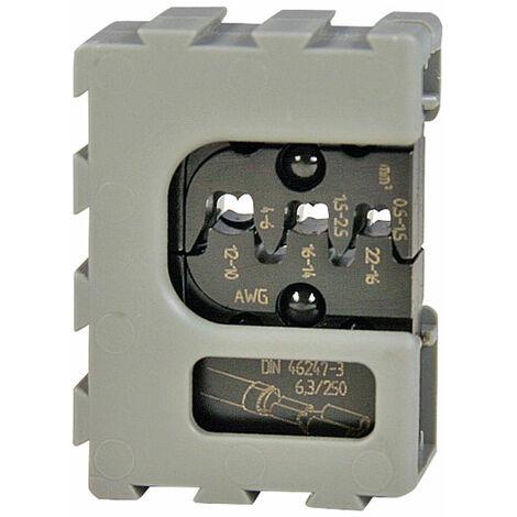 Pressmaster 4300-3146 Mobile Die Set For Non-Insulated Open Barrel 0.5 - 6mm²