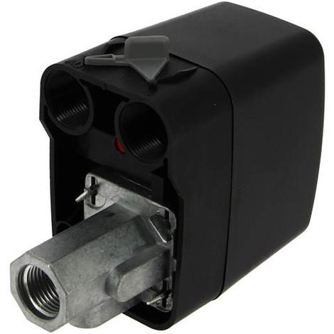 Pressostat avec valve de pré-compression