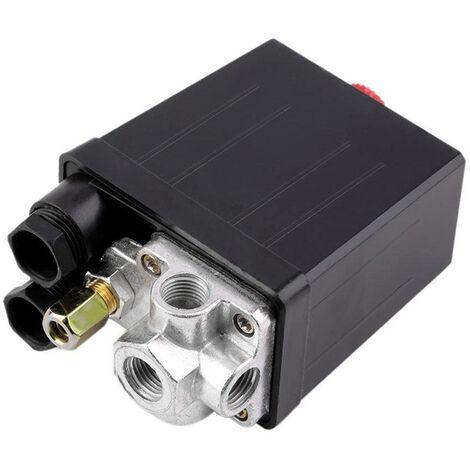 Pressostat de compresseur d'air pressostat d'air automatique
