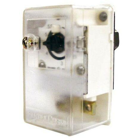 Pressostat différentiel B01D4RI 4-15 bar