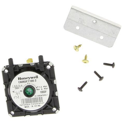 Pressostat Honeywell 1.2mbar Réf JJD000628640 DE DIETRICH