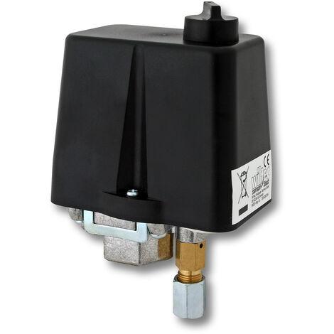 Pressostat SK-22B 380V Triphasé Interrupteur à pression pour Compresseurs et Compresseurs d'air
