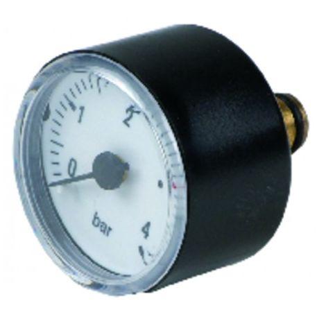 Pressure gauge NE 24/DIVATOP 60F/KOMBIST - FERROLI : 39809750