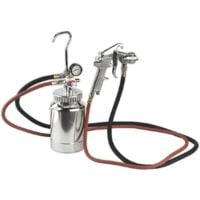 Pressure Pot System with Spray Gun & Hoses 1.8mm Set-Up