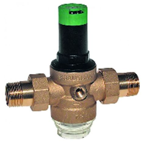 Pressure reducing valve D06F removable integrated filter M 3/4