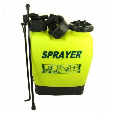 Pressure sprayer 12l sprayer on the back