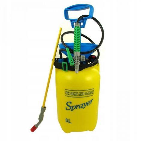 Pressure sprayer 5l sprayer with lance