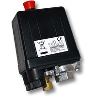 Pressure switch controller for compressors air compressors SK 8 230V single phase