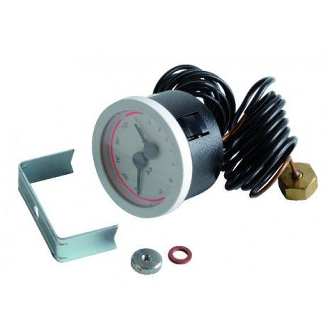 Pressure temperature gauge - DIFF for Deville : 39878
