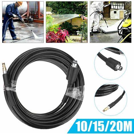 Pressure washer hose High pressure rubber hose for Karcher K series (15 m)