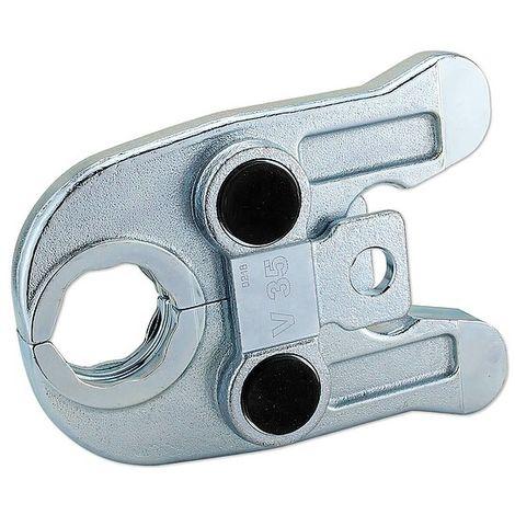 Presszange / Pressbacke V 35 für elektrische Radial-Pressmaschinen
