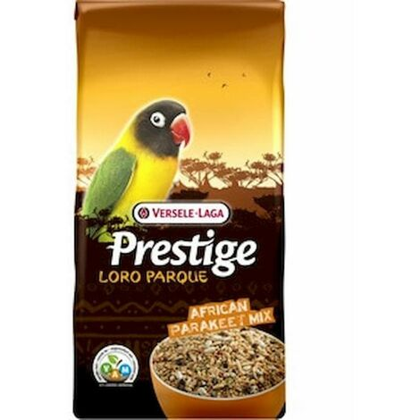 Prestige Loro Parque AFRICAN PARAKEETS Versele Laga 20 kg (Agapornis)