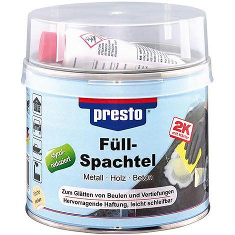 presto Füllspachtel 1000 g - 6 Stück (Inh. Stück)