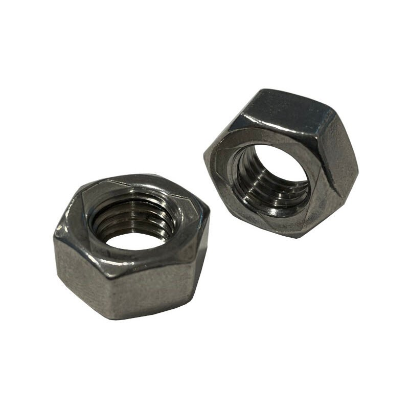 Self Locking Nut >> Prevailing Torque Self Locking Nuts