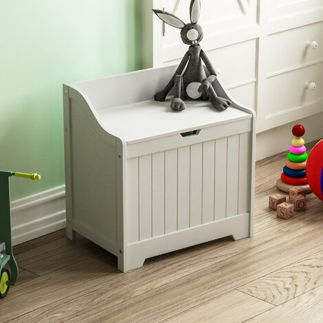Priano Toy Box, White