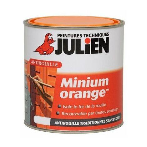 Prim Orange Anti Rouille 0l250 - JULIEN