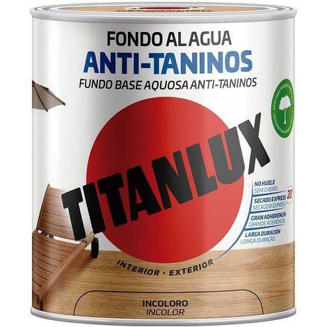 Primaire à base d'eau Titanlux anti-tanin