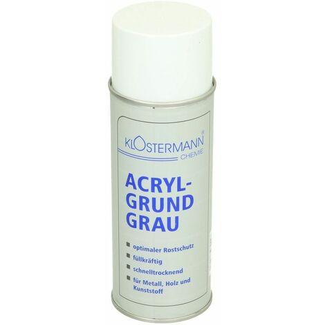 "main image of ""Primaire acrylique gris spray 400 ml"""
