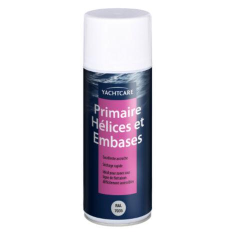"main image of ""Primaire aérosol hélices et embases YACHTCARE - 400 ml - Incolore"""