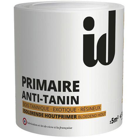 Primaire Anti-tanin 500ml - ID Paris - blanc