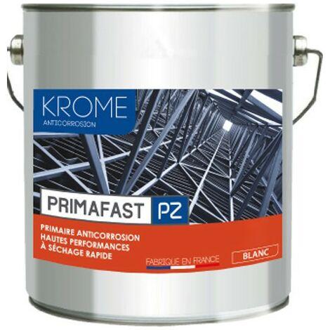 Primaire anticorrosion Krome Primafast PZ