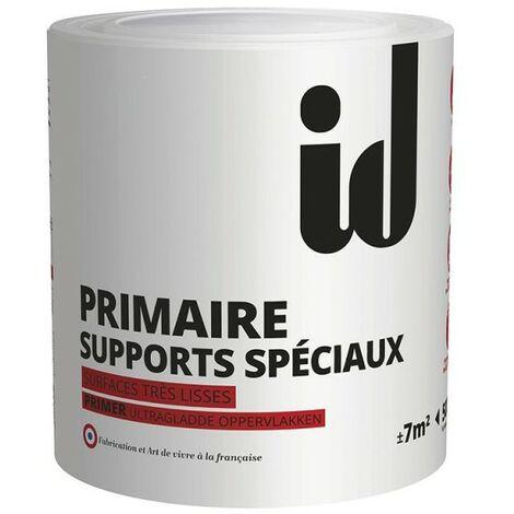 Primaire blanche supports spéciaux 0,5L - ID Paris