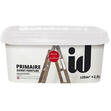 Primaire d'accrochage opacifiante 2,5L - ID Paris