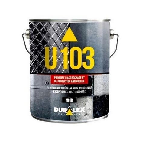 "main image of ""Primaire DURALEX U103 accrochage et protection antirouille 1L"""