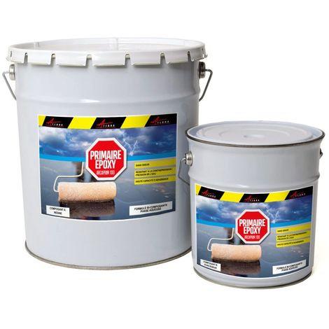 Primaire epoxy sol et mur HAUTE RESISTANCE