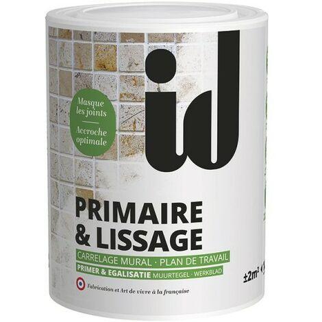 Primaire & lissage carrelage 1L- Peinture épaisse - ID Paris