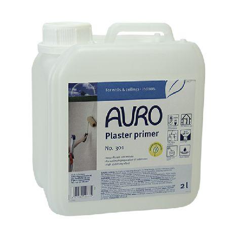 Primaire pour peinture murale Auro 2L - n°301 - AURO - Plusieurs modèles disponibles