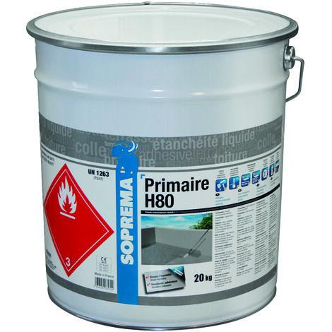 Primaire pour résine polyuréthane mono composante - PRIMAIRE H80 - Bidon de 20kg