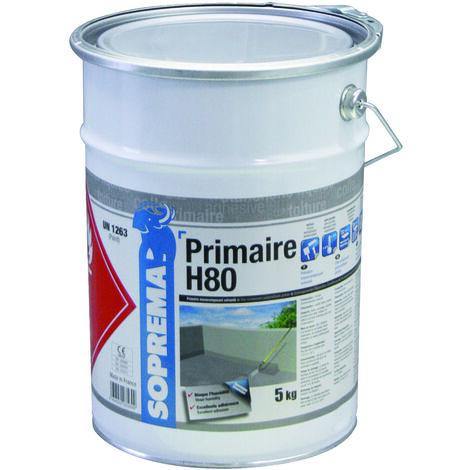 Primaire pour résine polyuréthane mono composante - PRIMAIRE H80 - Bidon de 5kg