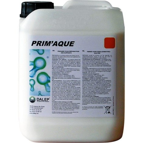 PRIM'AQUE - Primaire d'accrochage - sans solvant 5L