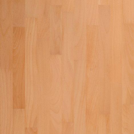 Prime Beech Worktops - Solid Wood Worktops, Kitchen Counter Tops (Various Sizes)