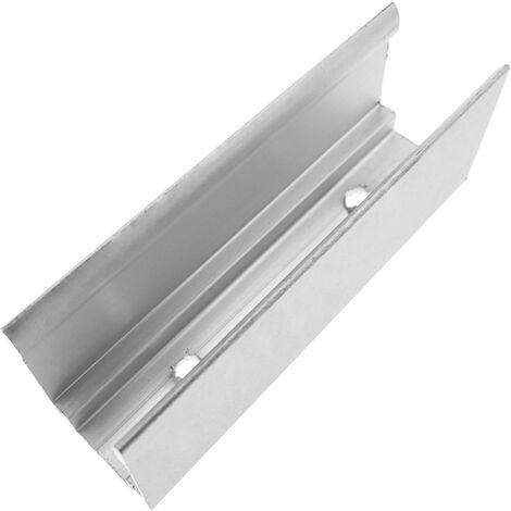 PrimeMatik - Aluminum profile for LED Neon Flex LNF 26x14mm 5cm