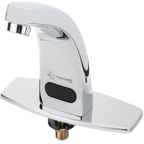 """main image of """"PrimeMatik - Automatic faucet with oval infrared sensor"""""""