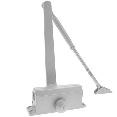 PrimeMatik - Automatic hydraulic door closer for 25-45 Kg