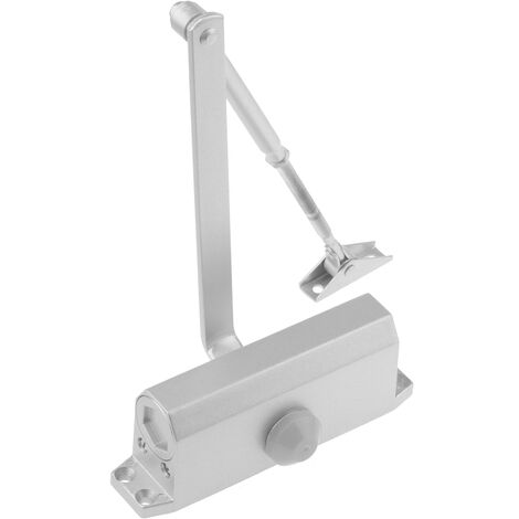 PrimeMatik - Automatic hydraulic door closer for 40-60 Kg