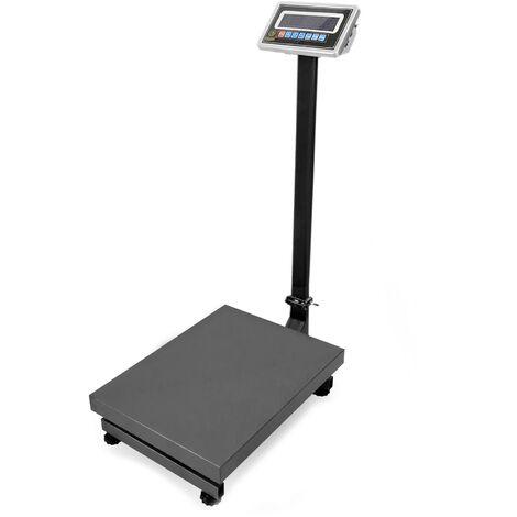 PrimeMatik - Balance industrielle avec la plate-forme 40x50cm 300kg