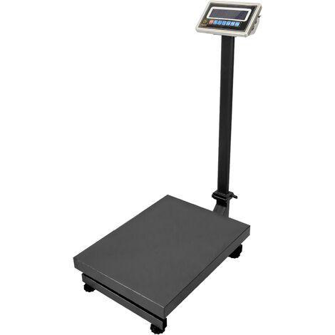 PrimeMatik - Balance industrielle avec la plate-forme 45x60cm 600kg