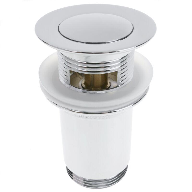 Bouchon pour valve bouchon de lavabo avec bonde de vidage pop-up 66/mm