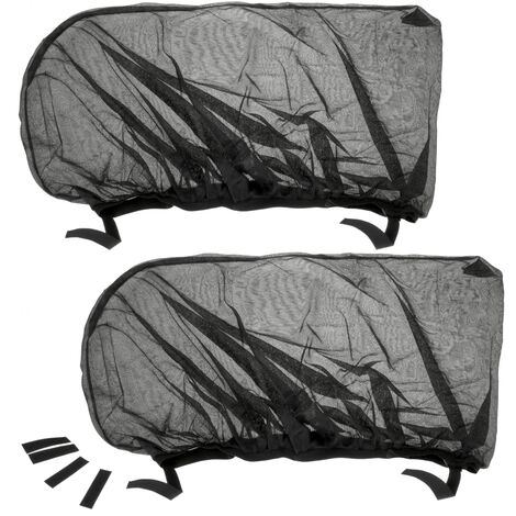 PrimeMatik - Car sun shades for rear side window for babies children and pets 2-pack