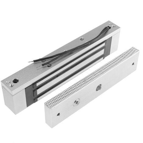 PrimeMatik - Cerradura electro magnética 180 kg