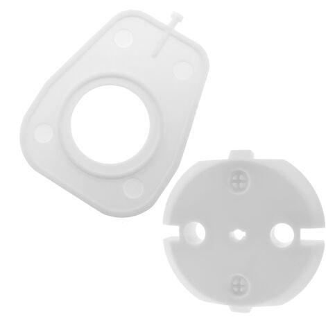 PrimeMatik - Child safety protector for schuko plugs 10 units