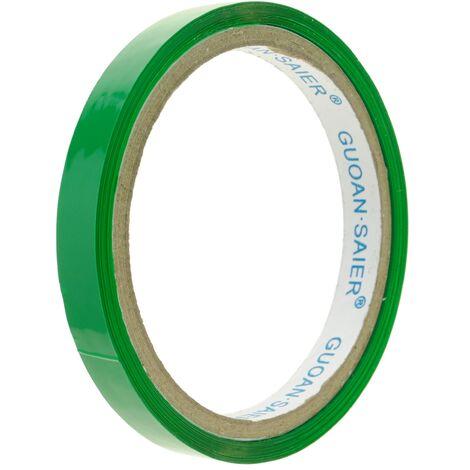 PrimeMatik - Cinta adhesiva verde para precintadora cierra bolsas de plástico
