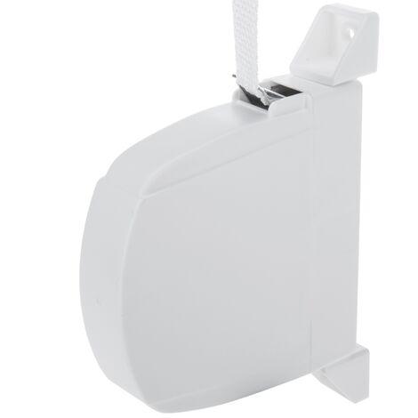 PrimeMatik - Enrouleur Alutoile pivotant in blanc